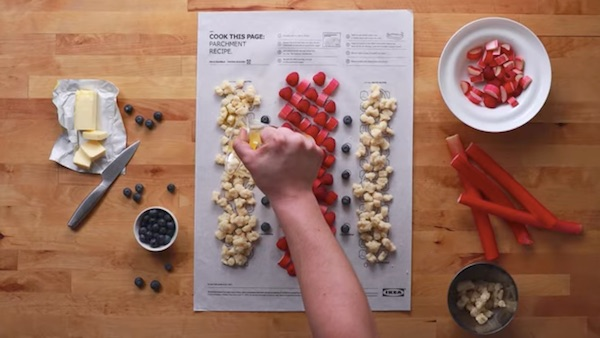 IKEA's Ingenious Recipe Posters That You Have To Cook To Make Effortless Meals