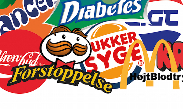 Redesigned Logos Famous Food Brands Show How Unhealthy