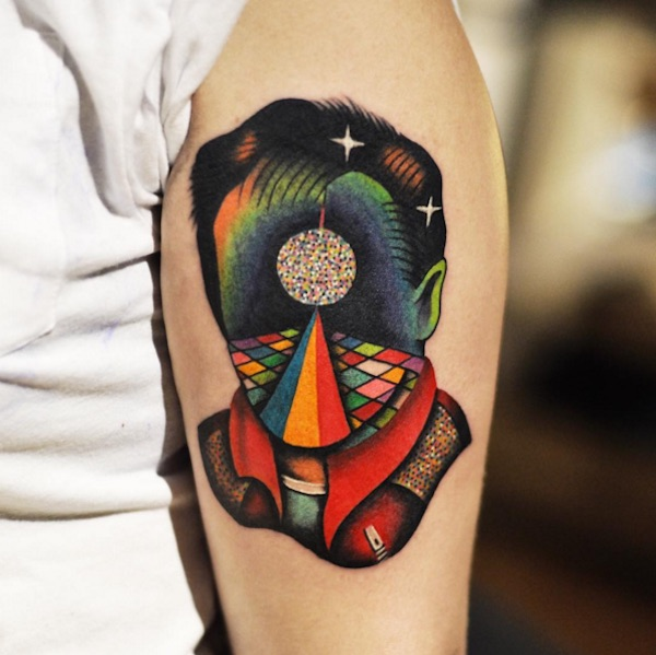 Cote Tattoo young artist's gorgeous tattoos will catch your eye with their burst