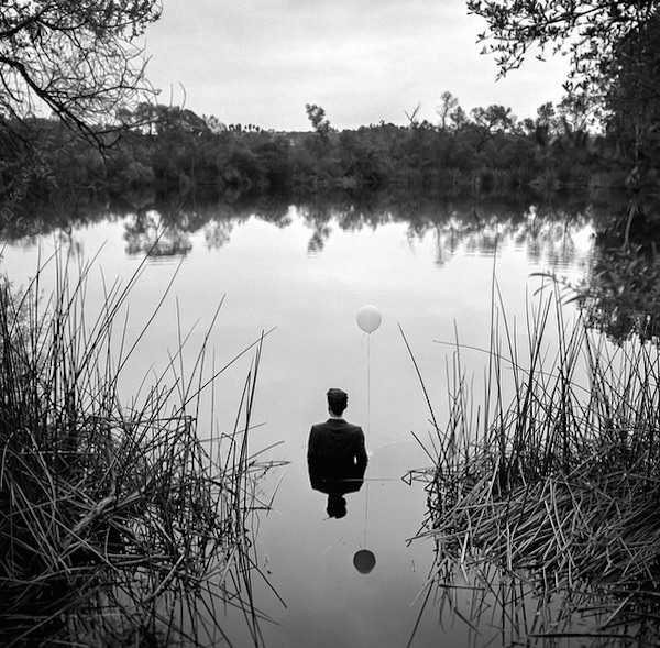 Photographer Documents His Struggle With Depression In Powerful Self-Portraits