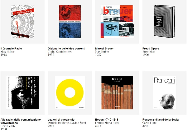 spesso For Designers: A Digital Archive Dedicated To Italian Graphic  BM67
