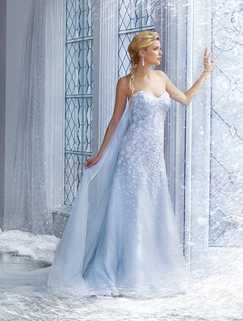 Frozen Wedding Dress Design Games