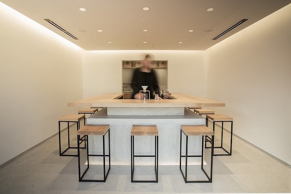 In Tokyo, A Tiny Minimalist Cafe Serves \'World\'s First Hand-Dripped ...