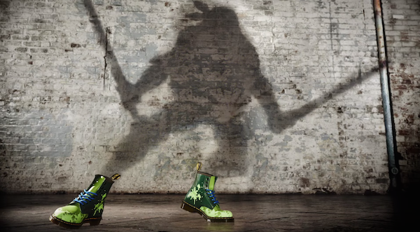 dr martens teams up with teenage mutant ninja turtles for new