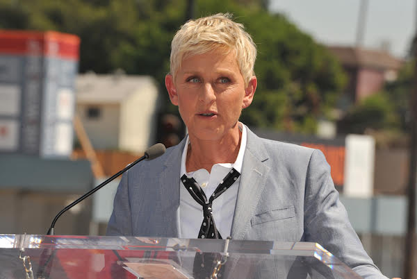 Ellen DeGeneres Publicly Apologizes To Staff After Toxic Workplace Allegations