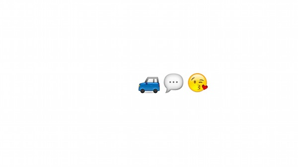 cute ad uses emojis to send a serious message about