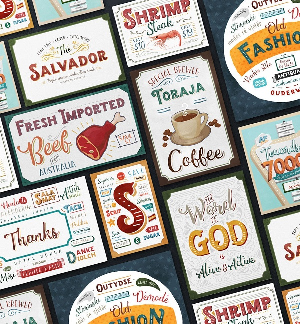 10 Beautiful Fonts That All Designers Must Have For 2016