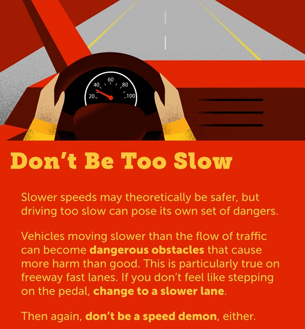 infographic useful driving etiquette tips to be a better driver. Black Bedroom Furniture Sets. Home Design Ideas