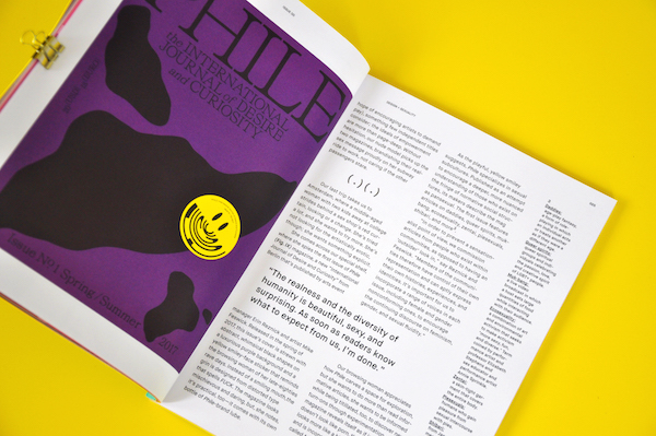 AIGA's Beautifully Made New Magazine Is Designed By Designers For Designers
