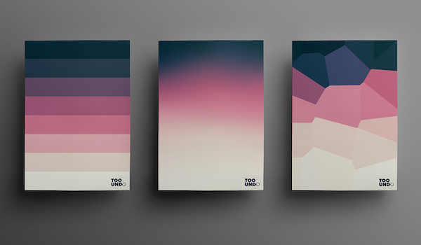 Tattoo Removal Studio Uses A Fading Color Palette To Illustrate Its Business