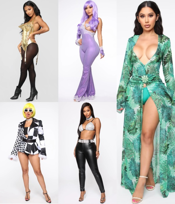 Fashion Nova Is Now Selling Halloween Costumes Inspired By