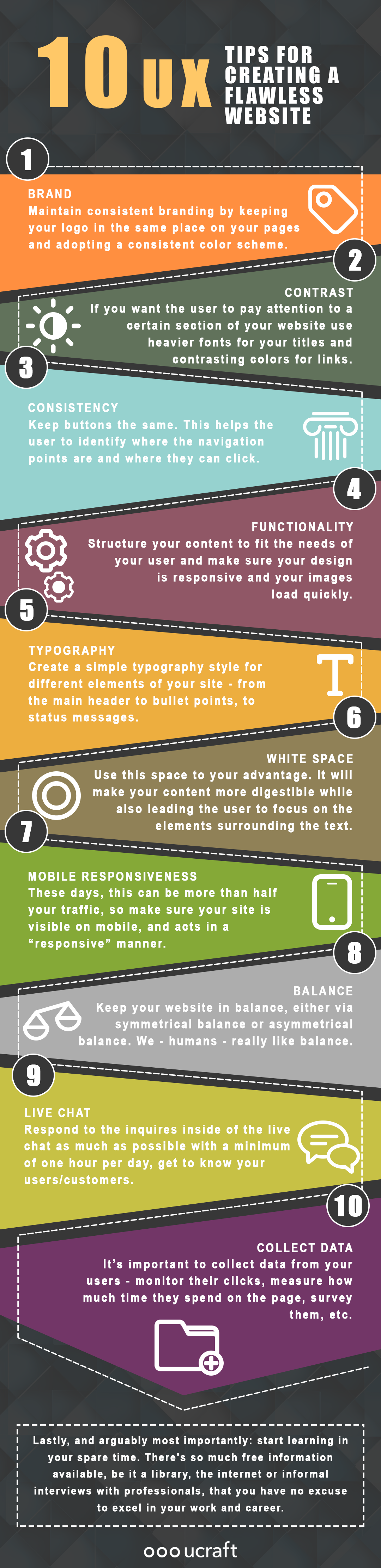 user experience tips