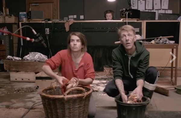 Watch: How Sound Effects In Your Favorite Movies Are Made