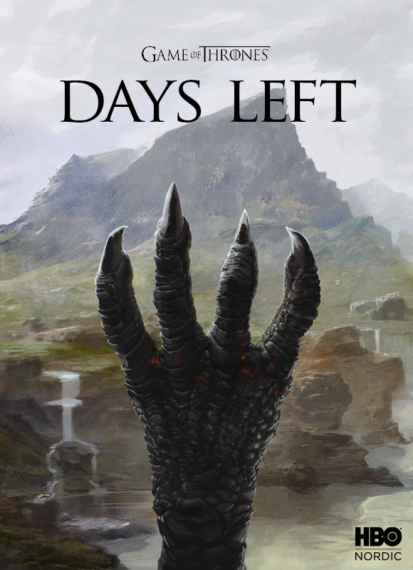 Countdown Game Of Thrones