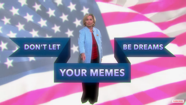 4 bizarre fake hillary clinton ad lets you know that she's queen of,Hillary Clinton Meme Queen
