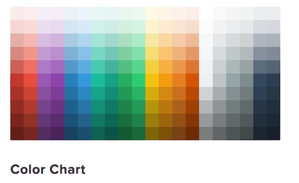 For Designers: Online Picker Retrieves Color Codes In Html, Hex