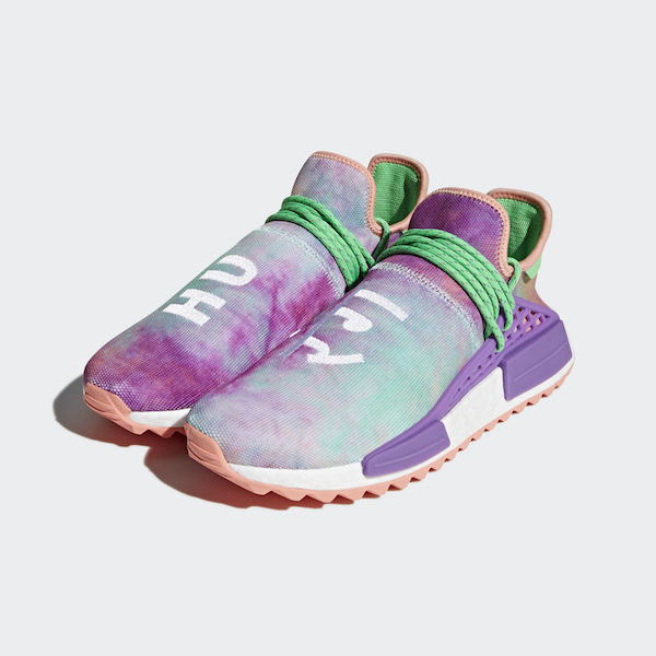69a333db278 Pharrell Williams x adidas' 'Hu Holi' Collection Is Not Sitting Well ...