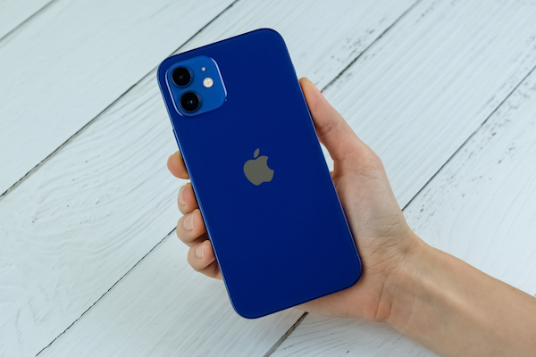 Apple's Blue iPhone 12 Isn't A Notch Above In China, Where It Reminds Of  Trash - DesignTAXI.com