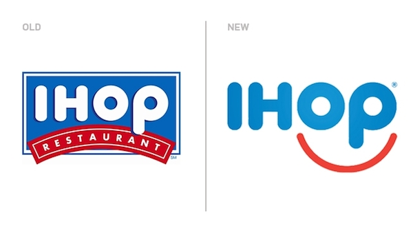Restaurant Chain 'IHOP' Unveils New Logo With A Delightful Smiley Face