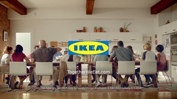 IKEA Ads Show How It Brings All Kinds Of Families Together