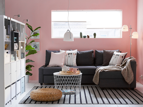 Popular products from ikea and their cheap and chic - Sofas para salones pequenos ...