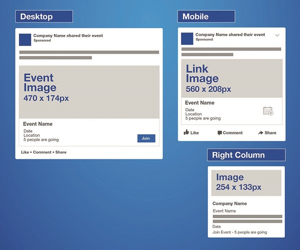Infographic: The Ultimate Facebook Image Size Cheat Sheet