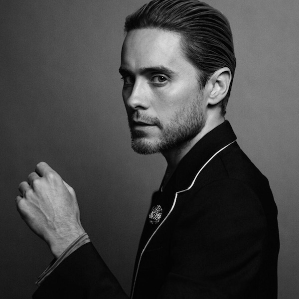 Stunning black and white portraits of celebrities at the 73rd golden globes