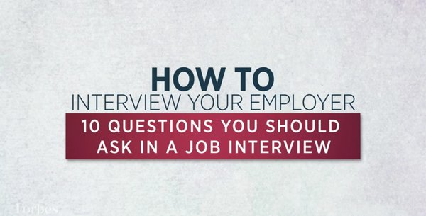 10 Questions To Ask In Your Interview That Will Impress Your Potential Employer - DesignTAXI.com