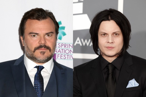 Jack Black & Jack White Join Forces To Create 'Jack Gray' Collaboration
