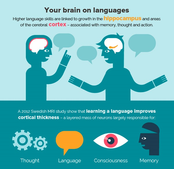 benefits of learning languages Is earlier always better although people can learn languages at any age, some studies suggest that children who learn a language before adolescence are more likely.