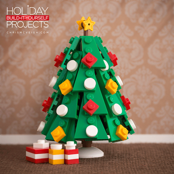 Decorate Your Christmas Tree With These LEGO Ornaments You