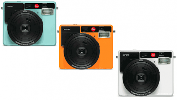 Meet Sofort, Leica's New Instant Camera That Will Be Shipping Soon