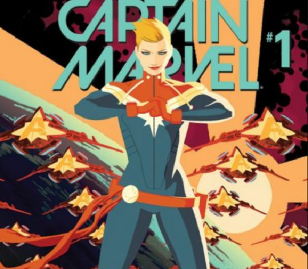 Marvel Artist Unveils Rejected 'Captain Marvel' Designs That Are Quite Cool