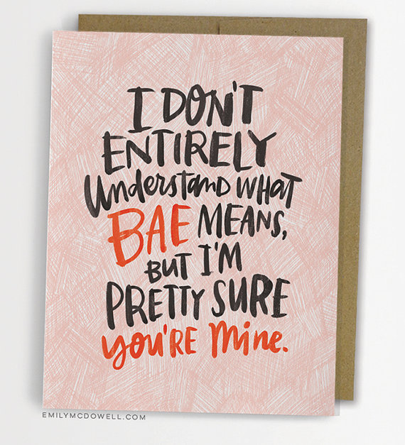 Awkward Valentines Day Cards That Help You Express Affection In – Pretty Valentines Cards