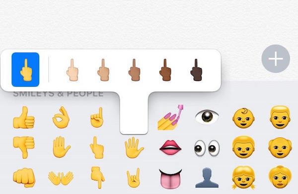 Upcoming iOS 9 1 Update To Include 'Middle Finger', 'Taco