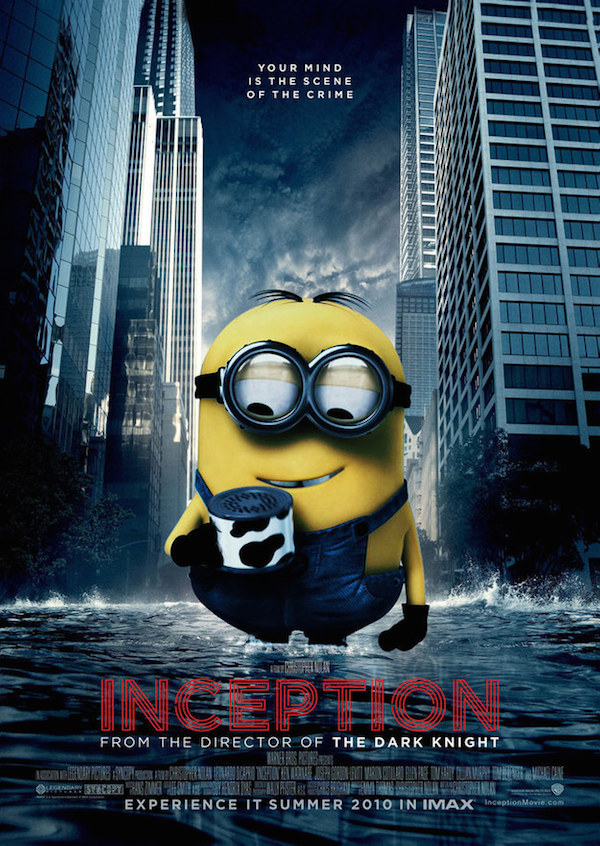 Famous Movie Posters 2015