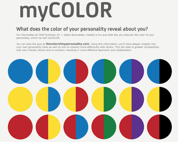 My color is what