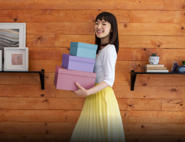 Netflix Fans In Stitches After 'Marie Kondo' Promo Glitch