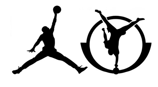 List Of Synonyms And Antonyms Of The Word Jumpman Logo