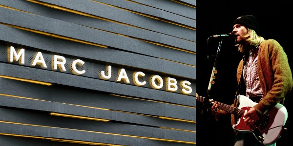 All Apologies, Nirvana Will Proceed With Suit Against Marc Jacobs' Similar Logo