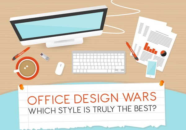 Infographic which office design style is the best for for Office design news