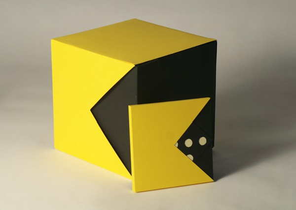 Awesome Packaging Design Reimagines Pac Man As A Board