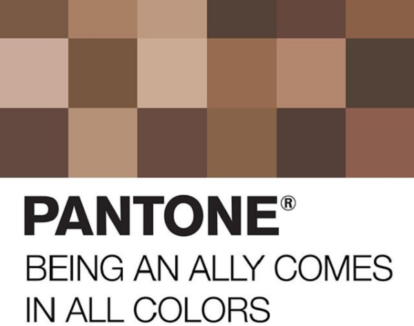 PANTONE Shines Light On Human Race With Color Cards In Wide Range Of Skin Tones