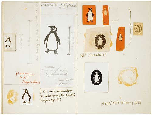 An Insightful Look At The Design Process Of The Penguin Group Logo Over 77 Years