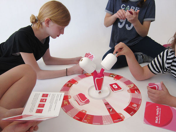 The Period Game Changes Young Girls Perspective On