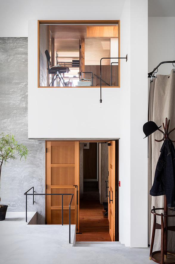 Japanese Photographer's Stylish Abode Is A Dream Home For Minimalists