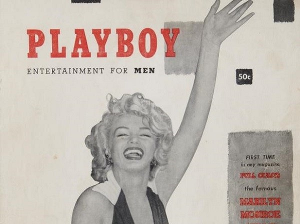 Hugh Hefner's Copy Of First Playboy Magazine With Nude Marilyn Monroe Is On Sale