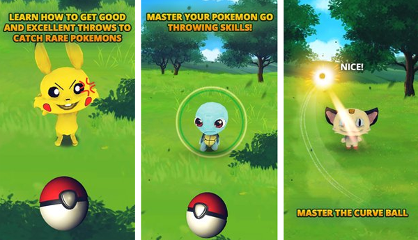 Be A 'PokMon' Master With China's Diabolical-Looking 'Pokémon Go