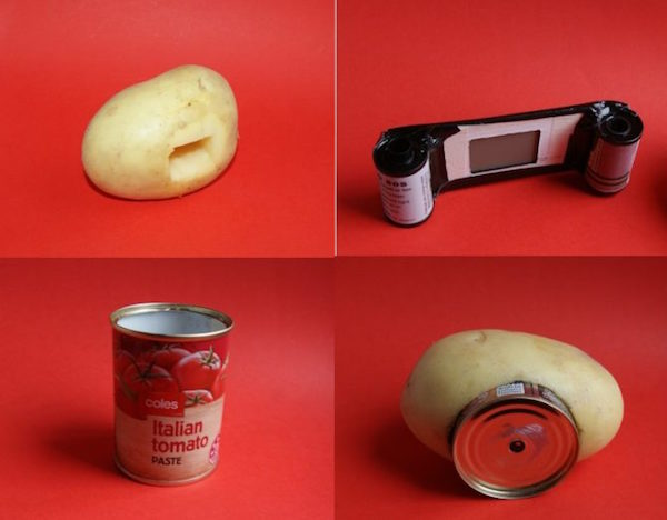 Картинки по запросу australia photo camera from potatoes and tin
