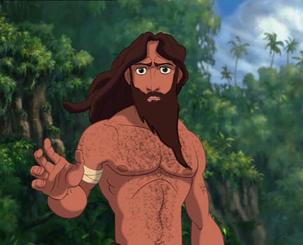 what disney princes look like with average bodies realistic body